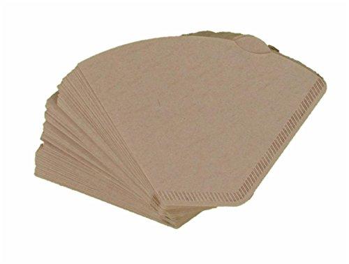 Größe 120 Stück Kaffeefilter Papierfilter 102 Geeignet für Kaffeeautomat und Kaffee Zapfen