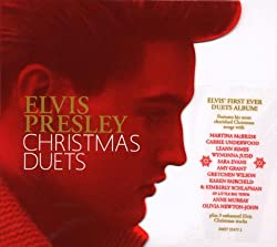 Elvis Presley Christmas Duets