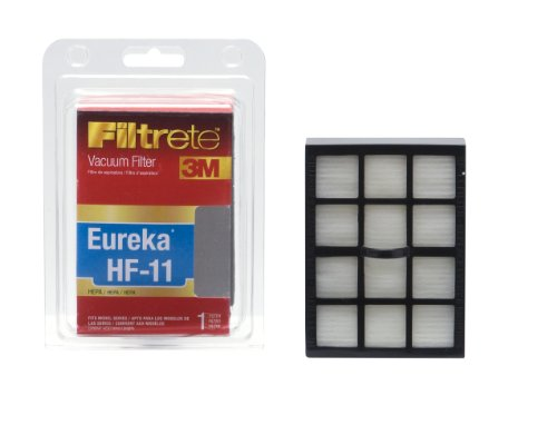 Clean Eureka Vacuum Filter