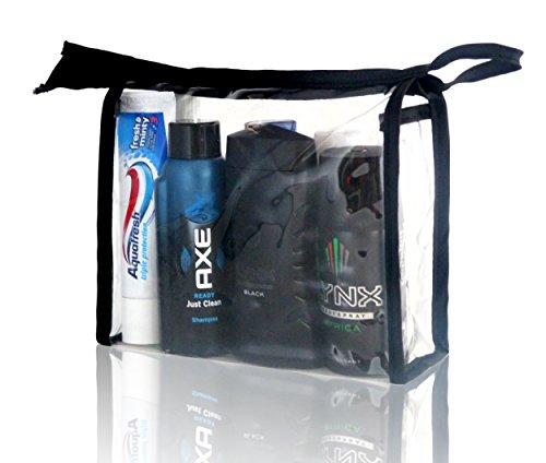 lynx-holiday-festival-wash-bag-for-men-deodorant-shower-hair-dental-mouthwash-sanitiser