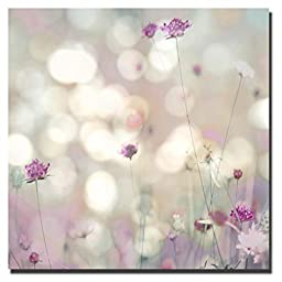 Floral Meadow I by Kate Carrigan Oversize Custom Gallery-Wrapped Canvas Giclee Art (Ready to Hang)
