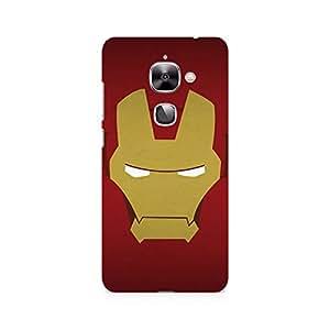 Ebby Iron Man Minimalist Premium Printed Case For LeEco Le 2