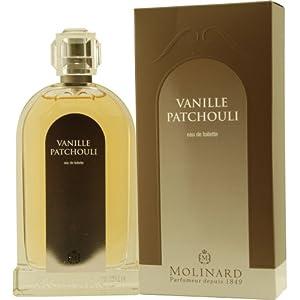 Vanille Patchouli by Molinard Eau de Toilette Spray 100ml