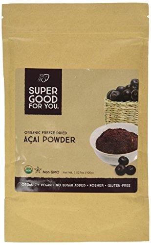 Good For You Foods Organic Acai Powder