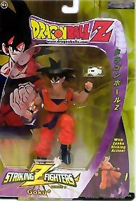 Picture of Jakks Pacific Dragon Ball Z Action Figure Goku Striking Z Fighter 5