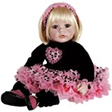 Adora Ready To Rock Light Blonde Hair With Blue Eyes 20 Inch Baby Doll