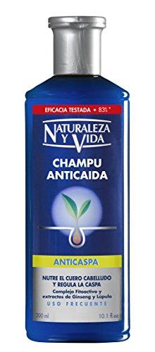 Naturaleza Y Vida Shampoo Anticaída Y Anticaspa 300 Ml 300 ml
