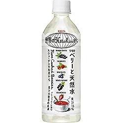 キリン 世界のKitchenから 5種のベリーと天然水 PET (500ml×24本)
