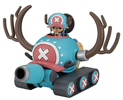 Bandai Hobby Mecha Collection #1 Chopper Robot Tank Model Kit (One Piece)