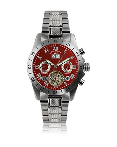 André Belfort Reloj automático Galactique Stahl Rot Plata 43  mm