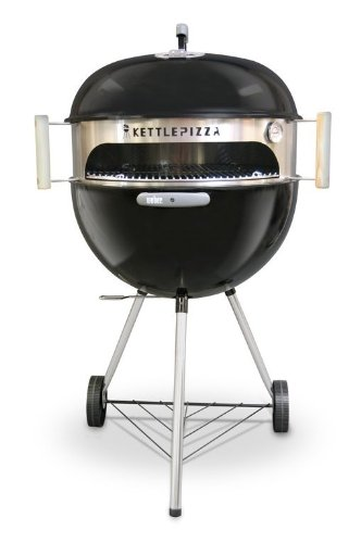 Best Deals! KettlePizza Basic Kit for 18.5-Inch and 22.5-Inch Kettle Grills