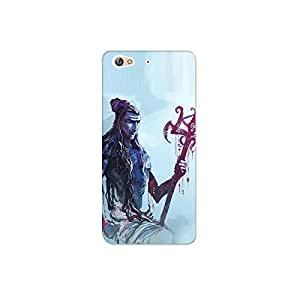 gionee s6 nkt11_R (7) Mobile Case by Mott2 - Lord Shiva