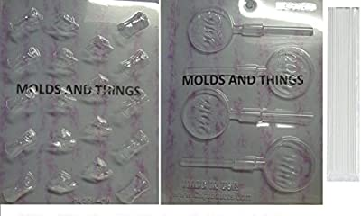 Diplomas and Graduation Caps Chocolate Mold and Class of 2016 Chocolate Candy Mold
