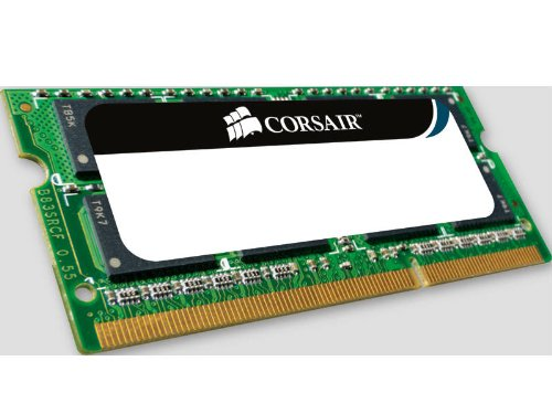Corsair 8GB (2x4GB)  DDR2 800 MHz (PC2 6400) Laptop Memory (VS8GSDSKIT800D2)