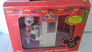 MINNIE MOUSE Piano Playing Action GUMBALL Machine