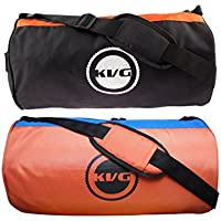 KVG Combo Gym Bag Pack Of 2 - B01K7A7KIM