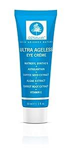 Oz Naturals Eye Cream for Dark Circles, 1.4 Ounce