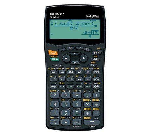 sharp-writeview-calculator-scientific-battery-power-4-line-335-functions-2-key-rollover-ref-elw531b