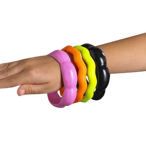 80's Bracelets (Set of 4)