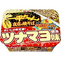 明星食品(株) 一平ちゃん夜店の焼そば ツナマヨ味 127g