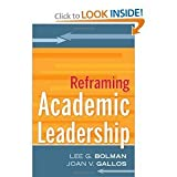 img - for Reframing Academic Leadership (11) by Bolman, Lee G - Gallos, Joan V [Hardcover (2011)] book / textbook / text book