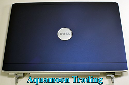 New Genuine Oem Dell Inspiron 1520 1521 Vostro 1500 Laptop Lcd Screen Back Lid Top Rear Cover Case Enclosure Housing Monitor Panel Blue Yy039 Hinge