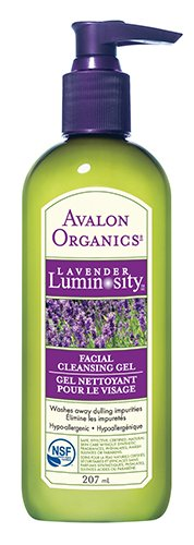 Avalon Organics Lavender Luminosité Facial