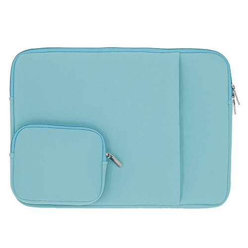 RAINYEAR Soft Neoprene 13 Inch Laptop Sleeve Case for Macbook Pro Slim Padded Sleeve for 13