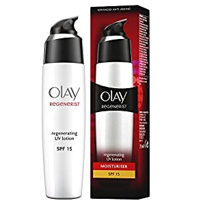 Olay SPF 15 Regenerist Moisturiser Rehydrating UV Lotion
