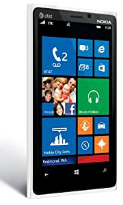 Nokia Lumia 920 Sim Free Windows Smartphone - White