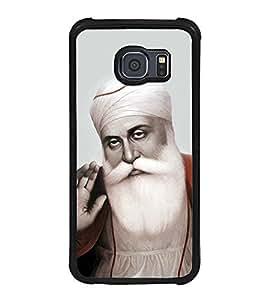 Printvisa Ultra Baba Nanak 2D Hard Polycarbonate Designer Back Case Cover for Samsung Galaxy ...