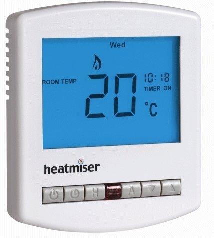 Heatmiser Programmable Room Thermostat - PRT/HW V3