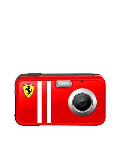 Lexibook Cámara Digital De 5 Mp Con Flash, Diseño Ferrari