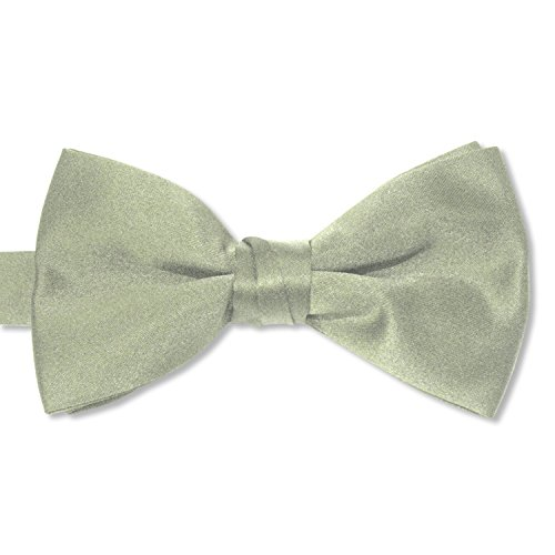Satin Bow Ties (Boys, Sage Green) (Mens Sage Green Ties compare prices)