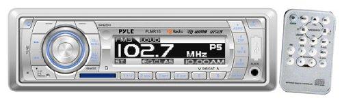 Pyle PLMR18 Stereo Radio Headunit Receiver, Aux (3.5mm) MP3 Input, USB Flash & SD Card Readers, Remote Control, Single DIN (97 Pontiac Sunfire Head compare prices)
