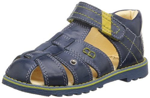 Primigi Beller T-Strap Sandal (Toddler/Little Kid),Denim,24 Eu(7-7.5 M Us Toddler) front-1022806