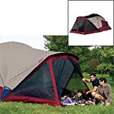 Ridgeway by Kelty Highlander Family Dome Tent