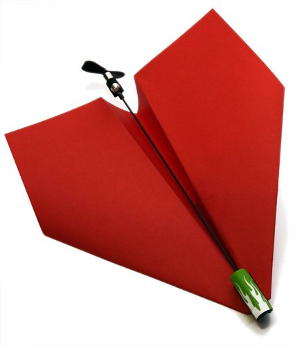Electric Powered Paper Airplane Kit