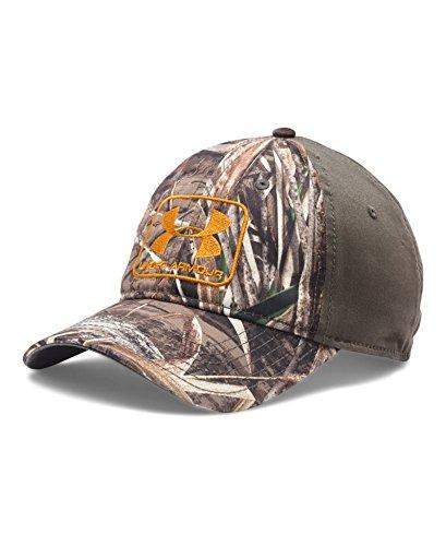 Find Cheap Under Armour Men's UA Camo Stretch Fit Cap