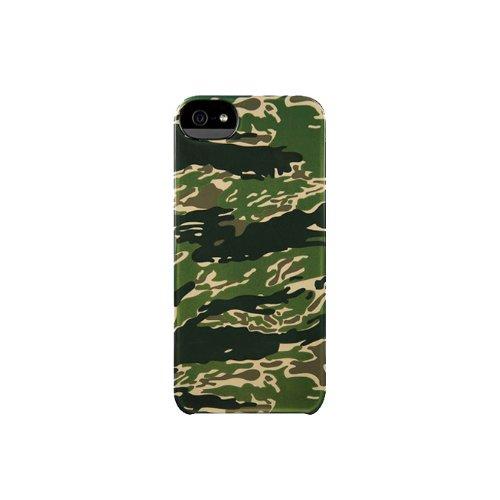 (インケース) INCASE HUF アイフォン ケース [ カモ ] CL69253 iPhone 5 コラボ メンズ レディース TIGER STRIPE CAMO (並行輸入品)