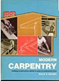img - for Modern Carpentry Building Construction Details in Easy-to-Understand Form book / textbook / text book