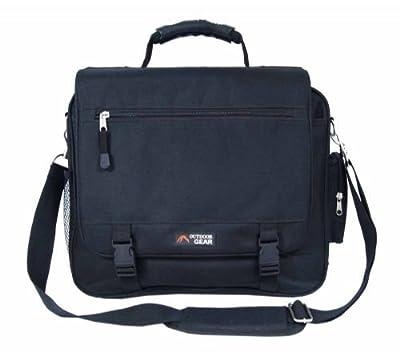 "Outdoor Gear up to 17 "" inch Laptop Notebook Messenger Bag (Black)"