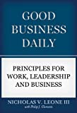 img - for Good Business Daily book / textbook / text book