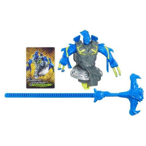 Beyblade Shogun Steel BeyWarriors BW-10 Guardian Leviathan Battler - 1