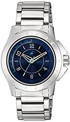 Fastrack Fastrack His and Her Analog Blue Dial Mens Watch - 3075SM02