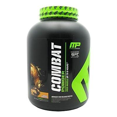 MusclePharm Combat Powder Chocolate Peanut Putter - 4 lbs