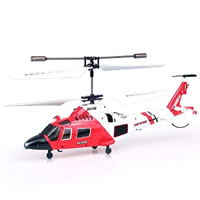 UNEE S111G 3.5 Channel RC Helicopter