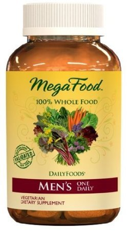 Mega Food - Men'S One Daily front-956125