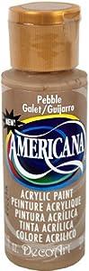 DecoArt Americana Acrylic Paint, 2-Ounce, Pebble