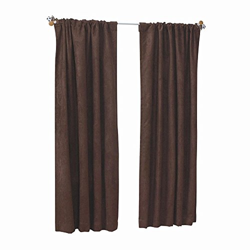 "Sweet Dreams Cotton Twill Panel 63"""" - Chocolate"